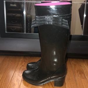 Kate Spade ♠️ Rainboots (Best Offer)!